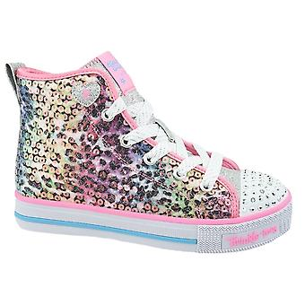 Skechers Twinkle Lite 20241LPKMT universal all year kids shoes