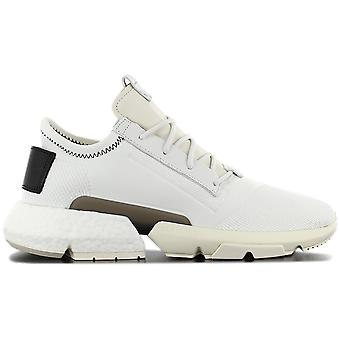 adidas Consortium POD-S3.1 x Slam Jam - Men's Shoes White BB9484 Sneakers Sports Shoes