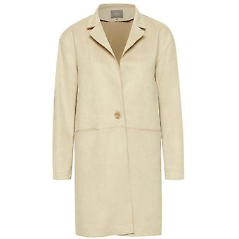 b.young Suede Effect Jacket