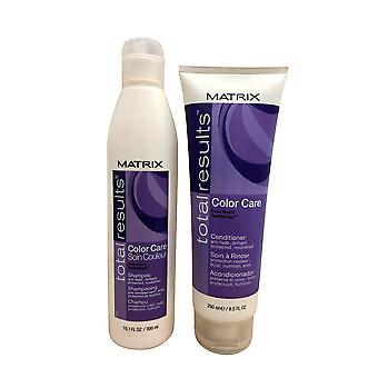 Matrix Total Results Color Care Shampoo 10.1 OZ  & Conditioner 8.5 OZ DUO