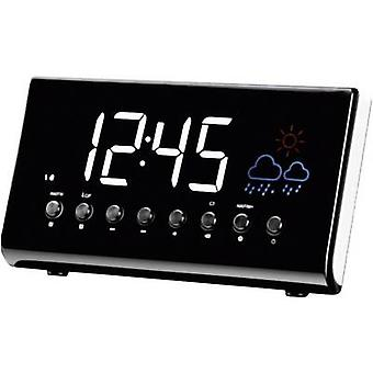 Silva Schneider UR-D 1450 WS Radio alarm clock FM White