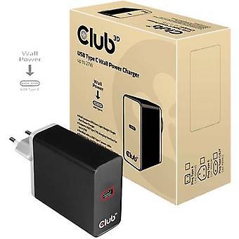 club3D CAC-1901EU USB charger Mains socket