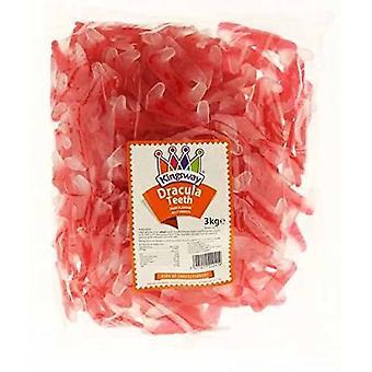 Kingsway Dracular Teeth Sweet Jelly Gums 3kg