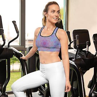 الرياضة حمالة الصدر | زهري أرجواني