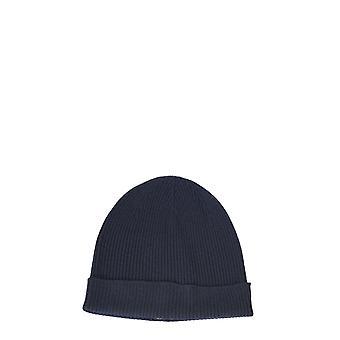 Rick Owens Ru20f3495ribm96 Men's Grey Wool Hat