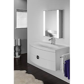Szuper fényes Aura szekrény érzékelővel, borotvával és Bluetooth K309aud-val