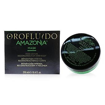 Orofluido Amazonia Reconstruction Beauty Mask (For Weakened and Damaged Hair) 250ml/8.4oz