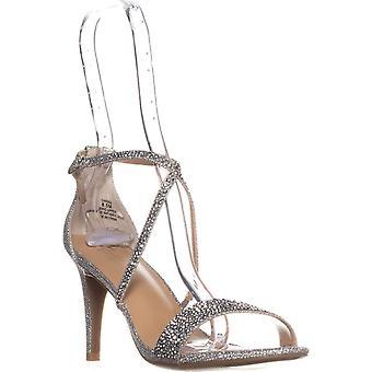 Thalia Sodi Womens Darria Open Toe ocasião especial sandálias