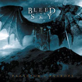 Bleed the Sky - Bleed the Sky-Paradigm in Entropy [CD] USA import