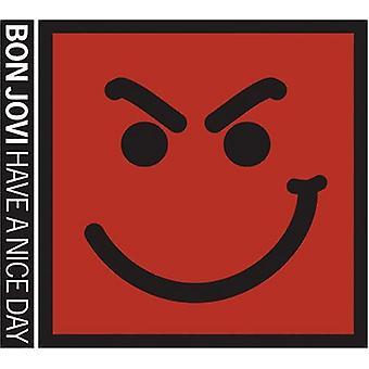 Bon Jovi - har en trevlig dag [Vinyl] USA import