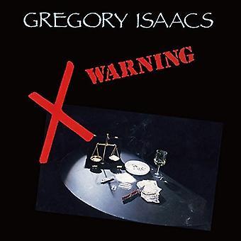 Gregory Isaacs - Warning [CD] USA import