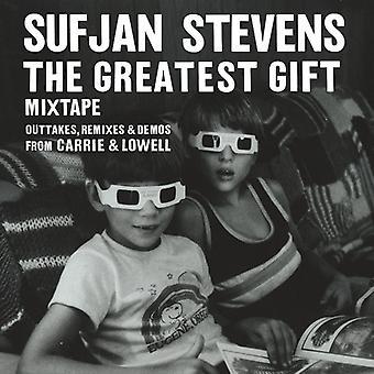 Sufjan Stevens - Greatest Gift [CD] USA import