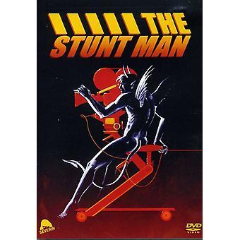 The Stunt Man [DVD] USA import