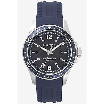 Nautica Watch NAPFRB002 - Silicon Gents Quartz Analog