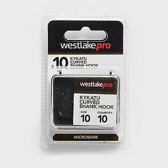 Westlake Grip Curved Shank10 Micro Barb Natural