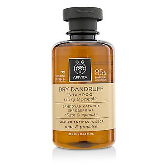 Dry dandruff shampoo with celery & propolis (for dry scalp) 218816 250ml/8.45oz