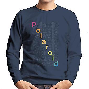 Polaroid Gradient Spectrum Miehet&s Collegepaita