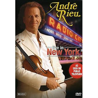 Andre Rieu - Radio City Music Hall-Live in New York [DVD] USA import