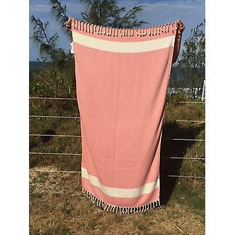 Aqua Perla Ankara Turkish Towel Peshtemal Cotton