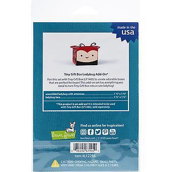 Nurmikko Fawn Tiny Gift Box Ladybug Add-On Dies