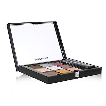 Le 9 De Givenchy Multi Finish Paleta cieni do powiek (9x Cień do powiek) - # Le 9.01 - 8g/0.28oz