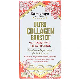 ReserveAge Nutrition, Ultra Collagen Booster, 90 Capsules