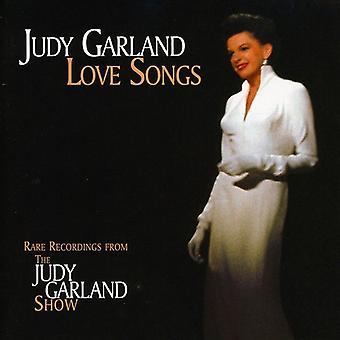 Judy Garland - Judy Garland Love Songs [CD] USA import