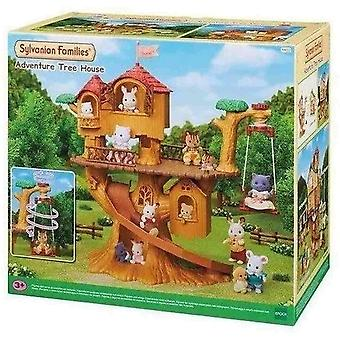 Sylvanische families 5450 Adventure Tree House
