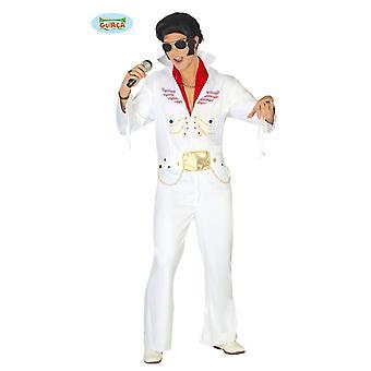 Rey de roca rey del traje de los hombres de rock & roll