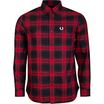 Fred Perry Authentics Bold Tartan Shirt