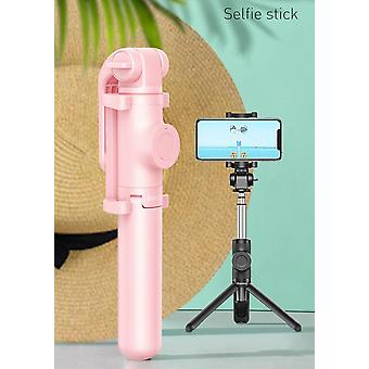 Wireless Bluetooth Selfie Stick For Ios Android Phone Mini Triopd
