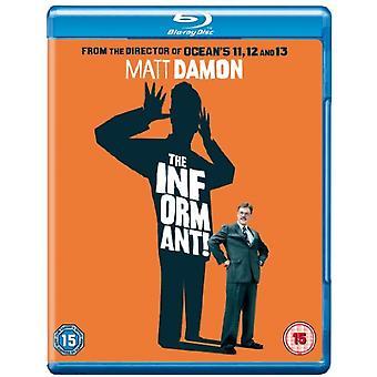Informator! Blu-ray