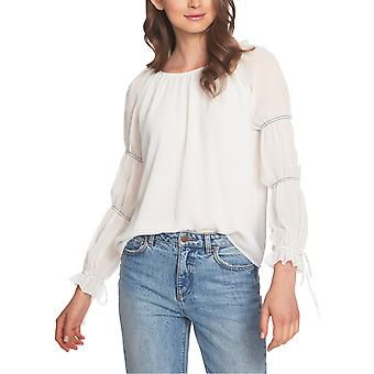 1.State | Boy Meets Girl Long Sleeve Blouse