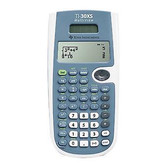 تكساس لأدوات 30XSMVTBL3E2 TI30XS آلة حاسبة علمية شمسية مع عرض متعدد الخطوط