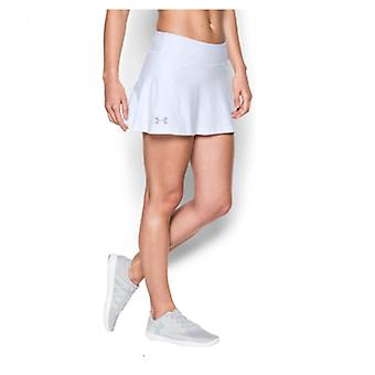 Under Armour Women Center Tennis Court Skort White LG