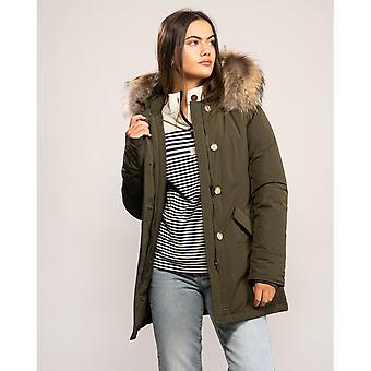 Woolrich Woolrich Luxury Arctic Womens Parka CFWWOU0296FRUT0573