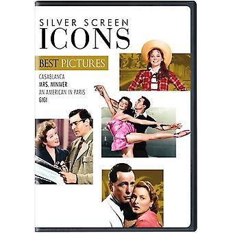Silver Screen Ikoner: Bedste Billede Vindere [DVD] USA import