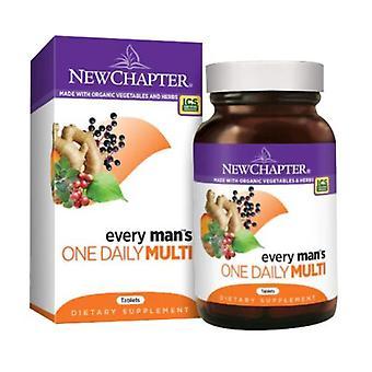 Nouveau chapitre Chaque man-apos;s One Daily Multi, 96 Onglets