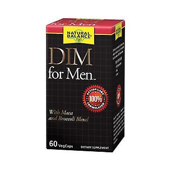 Natural Balance DIM pour hommes, 60ct