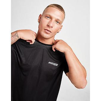 Novo McKenzie Men's Kandos Short Sleeve T-Shirt Preto