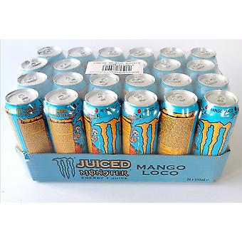 Monster Mango Loco 24 x 500ml