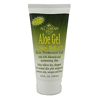 All Terrain Aloe Gel Skin Relief Skin Protectant Gel