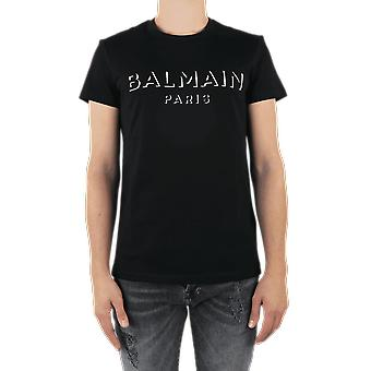 Balmain  D Effect Ts Black UH11601I3640PA Top