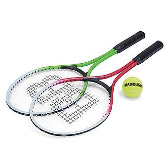 Wilton Bradley Junior Tennis Rackets 2 Player BG958