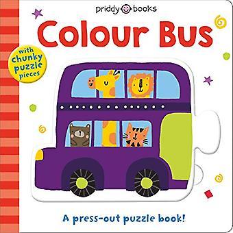 Colour Bus (Puzzle & Play)� [Board book]