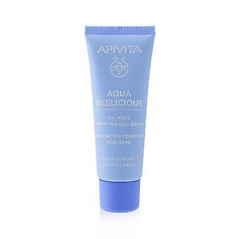 Aqua biskiveolie fri fugtgivende gel creme lys tekstur 256734 40ml/1.35oz