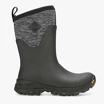 Muck Boots Arctic Ice Ladies Cr Flex-foam Wellington Boots Grey