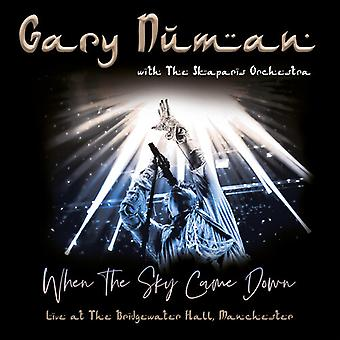 When The Sky Came Down [CD] USA import