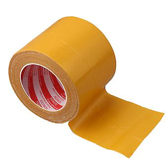 100mmx20m Yellow Double Sided Carpet Adhesive Strong Tapes for Floor Rug