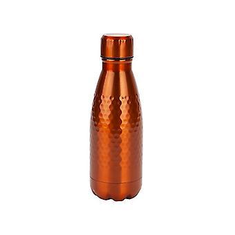 Summit B&Co 350ml Honeycomb Botella de Cobre